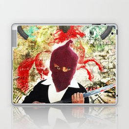 Mi Caballo Rojo Laptop & iPad Skin