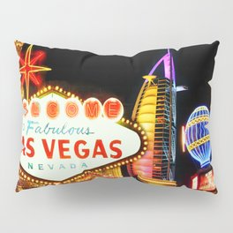 Living Las Vegas 2 Pillow Sham