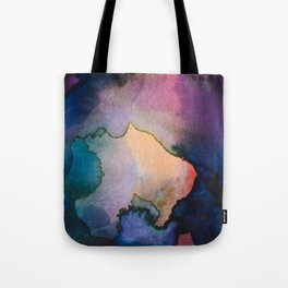Color layers 3 Tote Bag