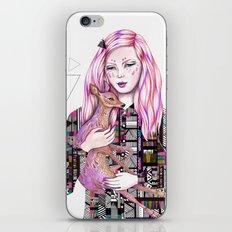 EMBRACE by Kris Tate and Ola Liola  iPhone & iPod Skin