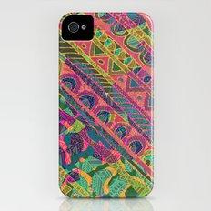 Tribal Stripe iPhone (4, 4s) Slim Case