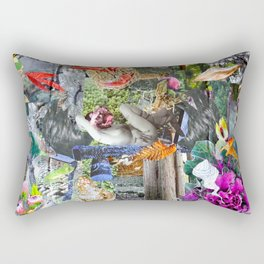 COLOPHON II Rectangular Pillow