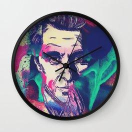 Pacino Wall Clock