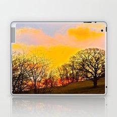 Feel the Sunrise Laptop & iPad Skin