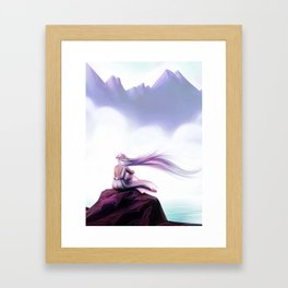 Lakeside (a) Framed Art Print