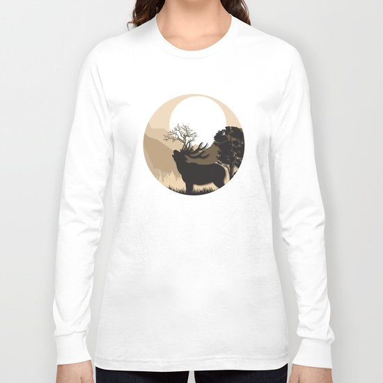 My Nature Collection No. 62 Long Sleeve T-shirt