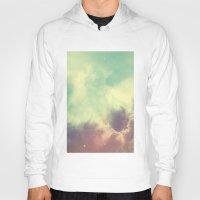 nebula Hoodies featuring Nebula 3 by ThoughtCloud