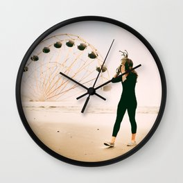 Your Circus Wall Clock