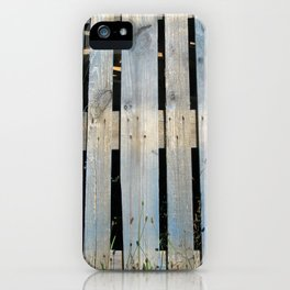 Please and Plank You  iPhone Case