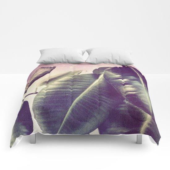 Ficus Elastica #2 Comforters