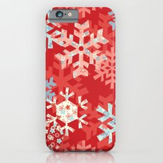 Snowflake Dream iPhone 6s Slim Case