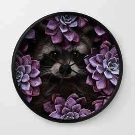 everything is magnified when you live from day to day. Wall Clock