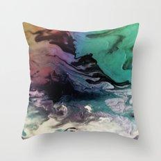Ink Joi Throw Pillow