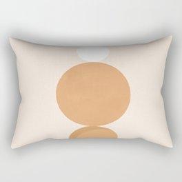 #16 Perfect balance Rectangular Pillow