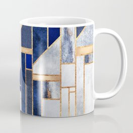 Blue Winter Sky Coffee Mug