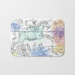 Zodiac sky Bath Mat