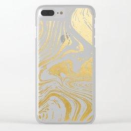 Gold Rush #society6 #decor #buyart Clear iPhone Case