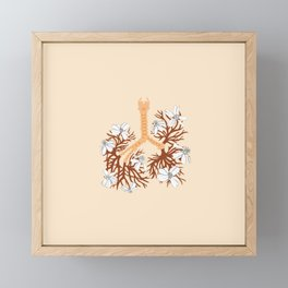 Adore Framed Mini Art Print