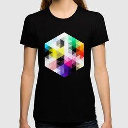 Geo Hex 01. T-shirt