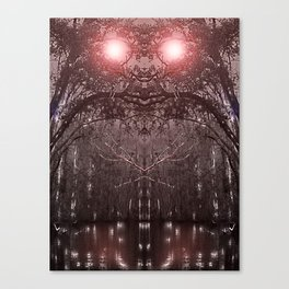 Swamp Thing V2 Canvas Print