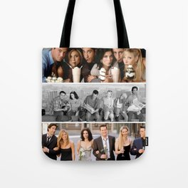 Friends collage Tote Bag