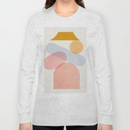 Abstraction_Home_Sweet_Home Long Sleeve T-shirt