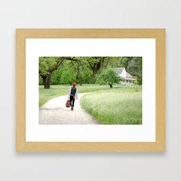 Sojourner II Framed Art Print