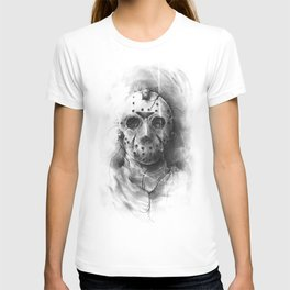The Horror of Crystal Lake T-shirt