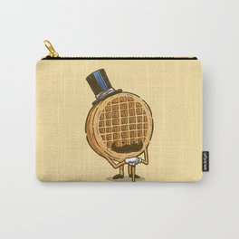 The Fancy Waffle Carry-All Pouch