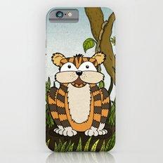 Erin's Jungle Tiger Slim Case iPhone 6s