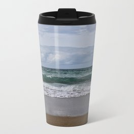 Irish Coast Metal Travel Mug