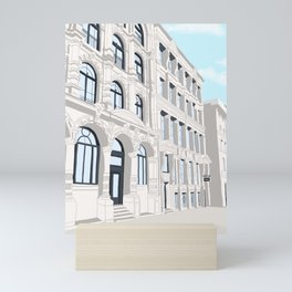 Montreal No. 1 Mini Art Print