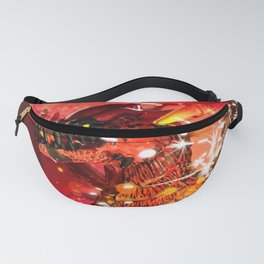 Fire Dragon Fanny Pack