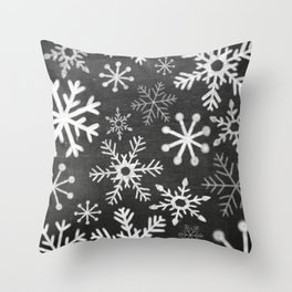 Print 149 - Holiday Throw Pillow
