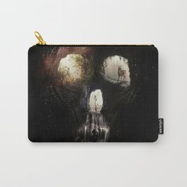 Cave Skull Carry-All Pouch