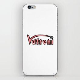 Croatia Vatreni (The Blazers) ~Group D~ iPhone Skin
