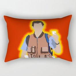 Bobby Boucher: Waterboy Rectangular Pillow