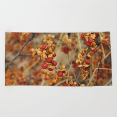 Fall's End Beach Towel