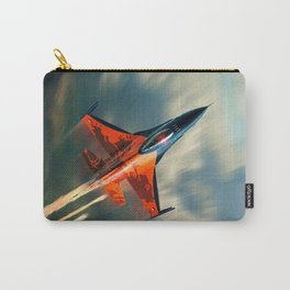 Fighter Jet Military airplane speed                                                             Carry-All Pouch