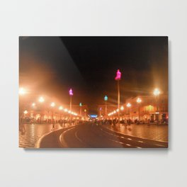 Nice Night Metal Print