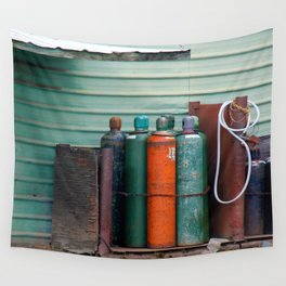 Colors - Tanks Wall Tapestry