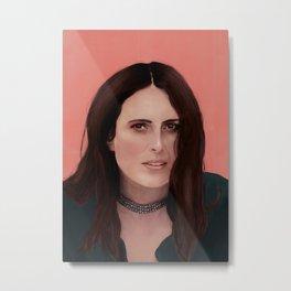 Sharon den Adel Metal Print