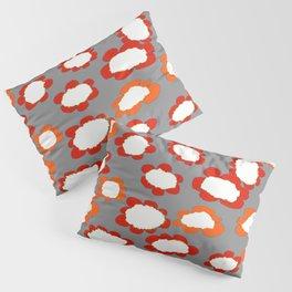 Daisies on Putty pattern Pillow Sham