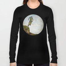 Biking Off Road Long Sleeve T-shirt