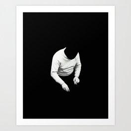 Vacant Life Art Print