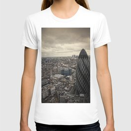 London from the 39th floor T-shirt