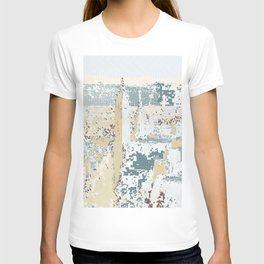 New York Pattern Lines 104 T-shirt