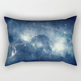 Galaxy Next Door Rectangular Pillow
