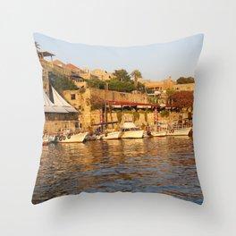 Bayside Throw Pillow