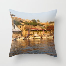 Bayside Throw Pillow